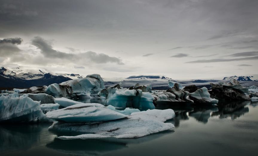 50 shades of turquoise Jökullsarlon Iceland Island Glacier Gletscher Lagoon Lagune Ice Eis