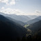 Austria from afar Bavaria Bayern Forest Wald Mountain Berg Valley Tal