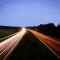 Autobahn Time exposure Langzeitbelichtung Car Auto