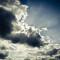 Hide and seek Sky Himmel Cloud Wolken