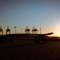 Momentum Longboard Bremerhaven Sunset Sonnenuntergang Harbour Hafen Sky Himmel Desktop Wallpaper Hintergrundbild