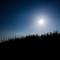 Moonlight Night Nacht Sky Himmel Field Feld