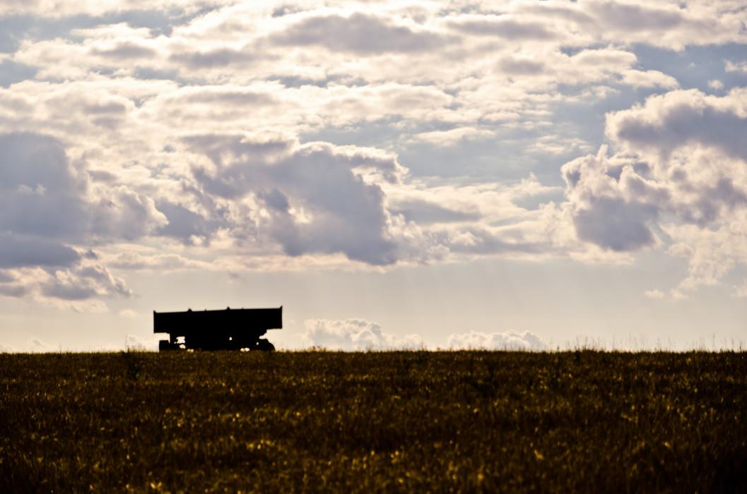 Noon Sky Himmel Field Feld Summer Sommer