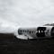 Shoot 'em up DC-3 Plane Wreck Iceland Island
