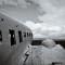 Something is missing DC-3 Plane Wreck Iceland Island